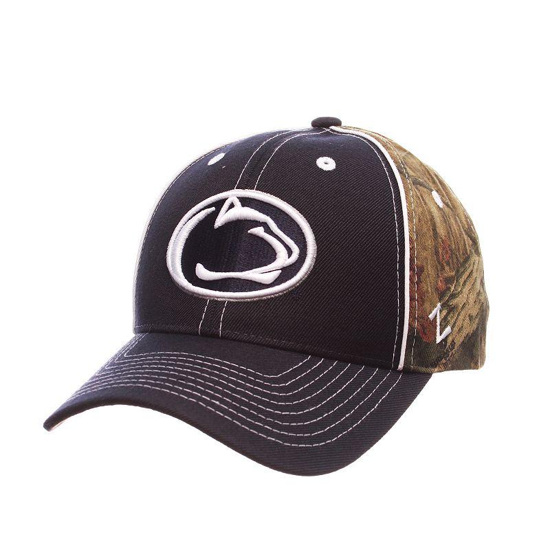 Adult Zephyr Penn State Nittany Lions Hideaway Snapback Cap