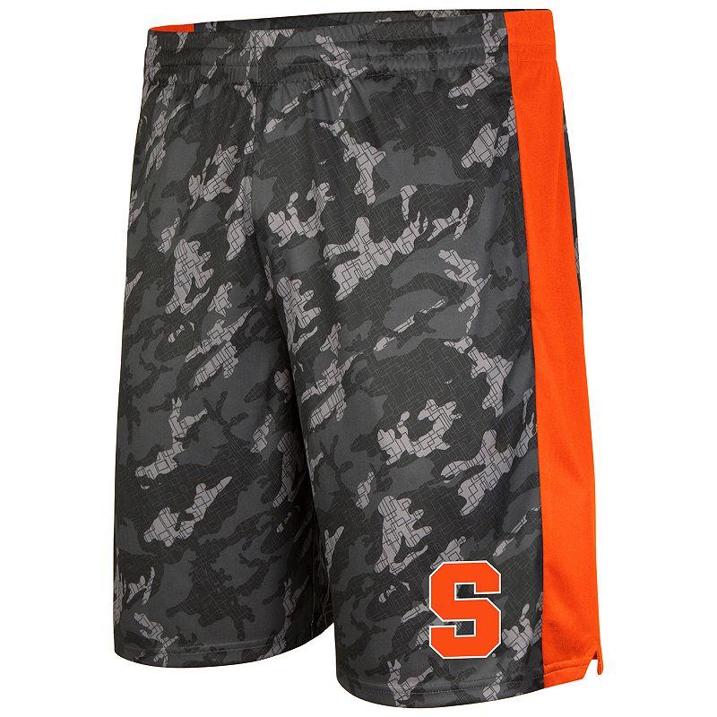 Men's Campus Heritage Syracuse Orange Mustang IV Shorts