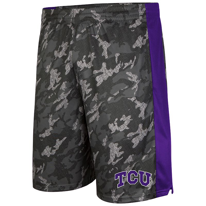 Men's Campus Heritage TCU Horned Frogs Mustang IV Shorts