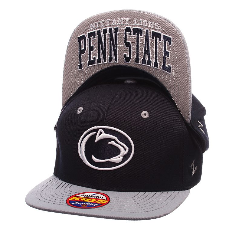 Youth Zephyr Penn State Nittany Lions Undercard Snapback Cap