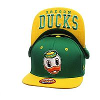 Youth Zephyr Oregon Ducks Undercard Snapback Cap