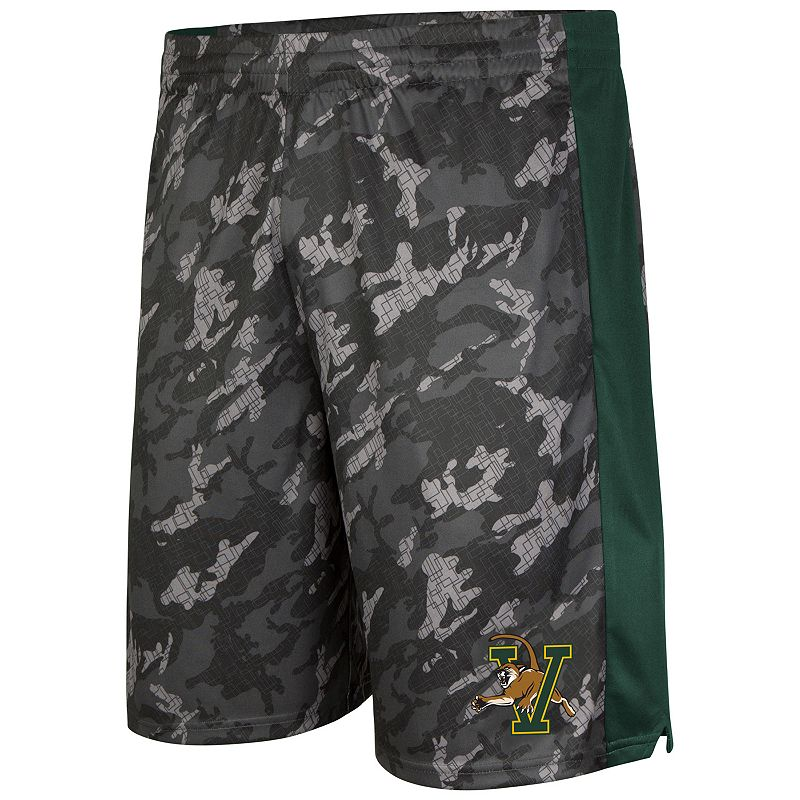 Men's Campus Heritage Vermont Catamounts Mustang IV Shorts