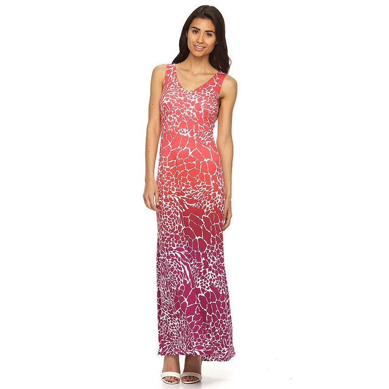 Petite Apt. 9® Pieced Maxi Dress