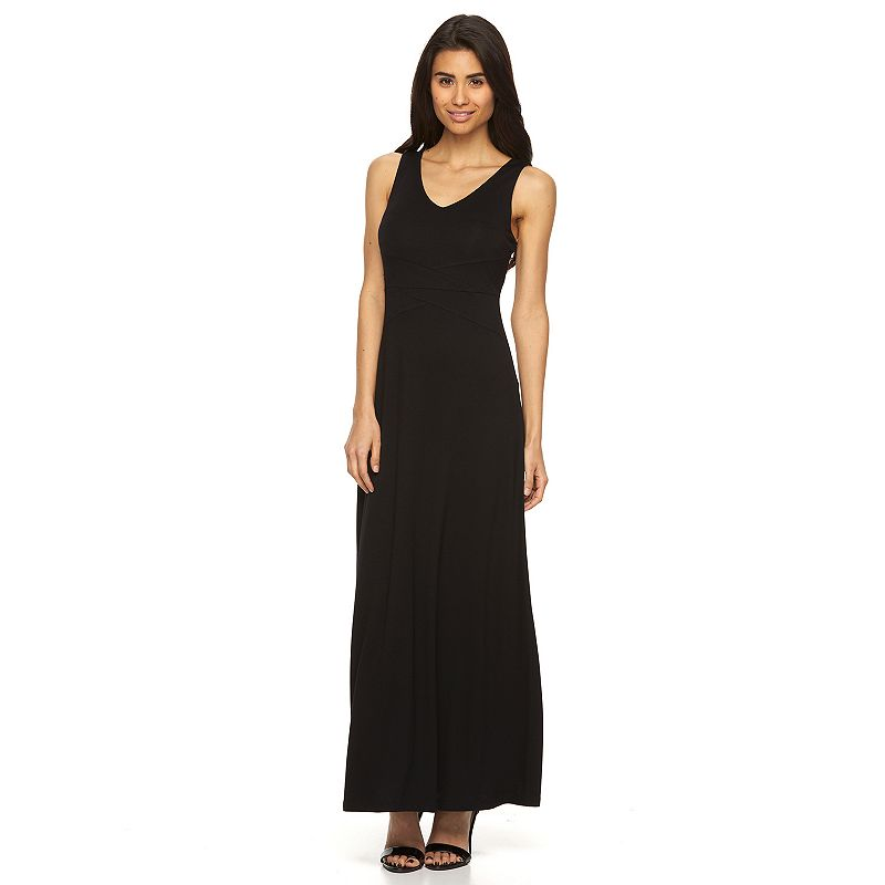 Petite Apt. 9® Pieced Maxi Dress