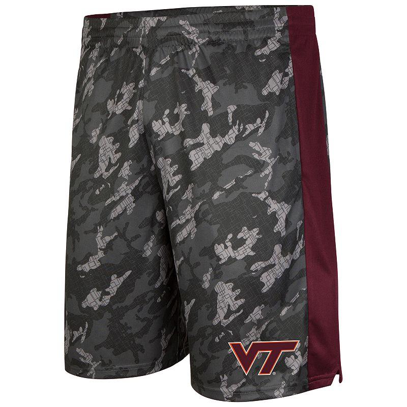 Men's Campus Heritage Virginia Tech Hokies Mustang IV Shorts