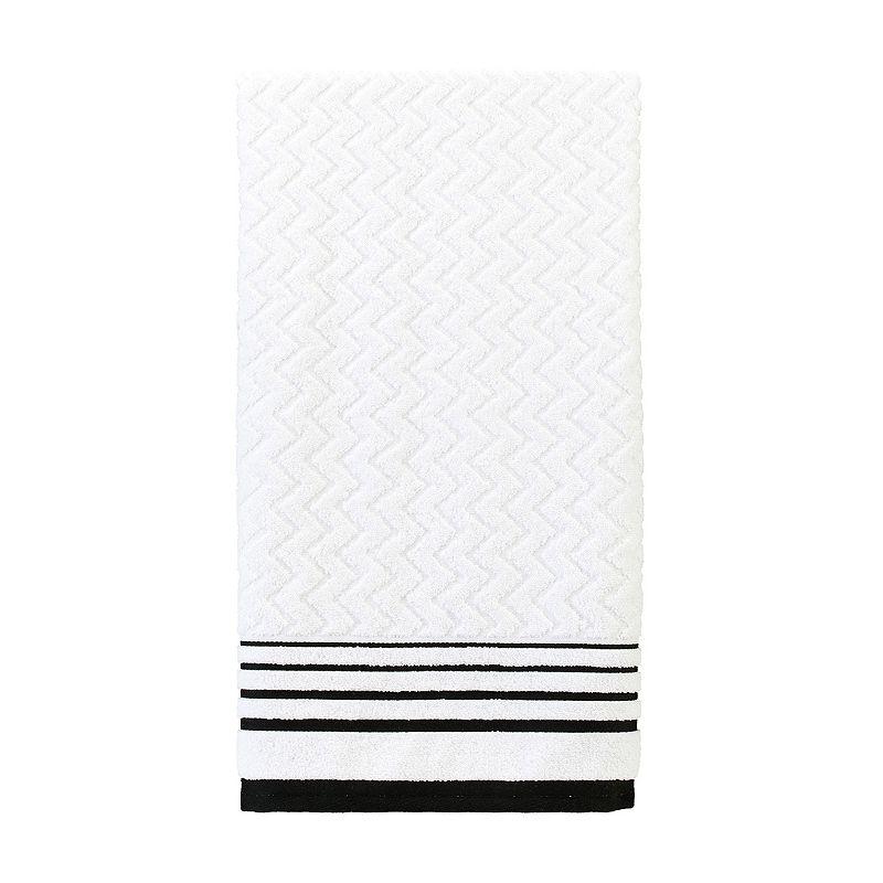 Creative Bath Modern Angles Towel