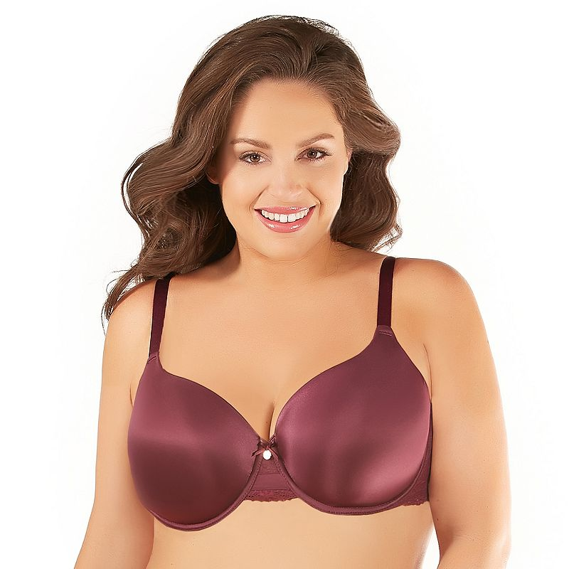 Curvy Creations Bra: Smooth Full-Figure T-Shirt Bra CC1007