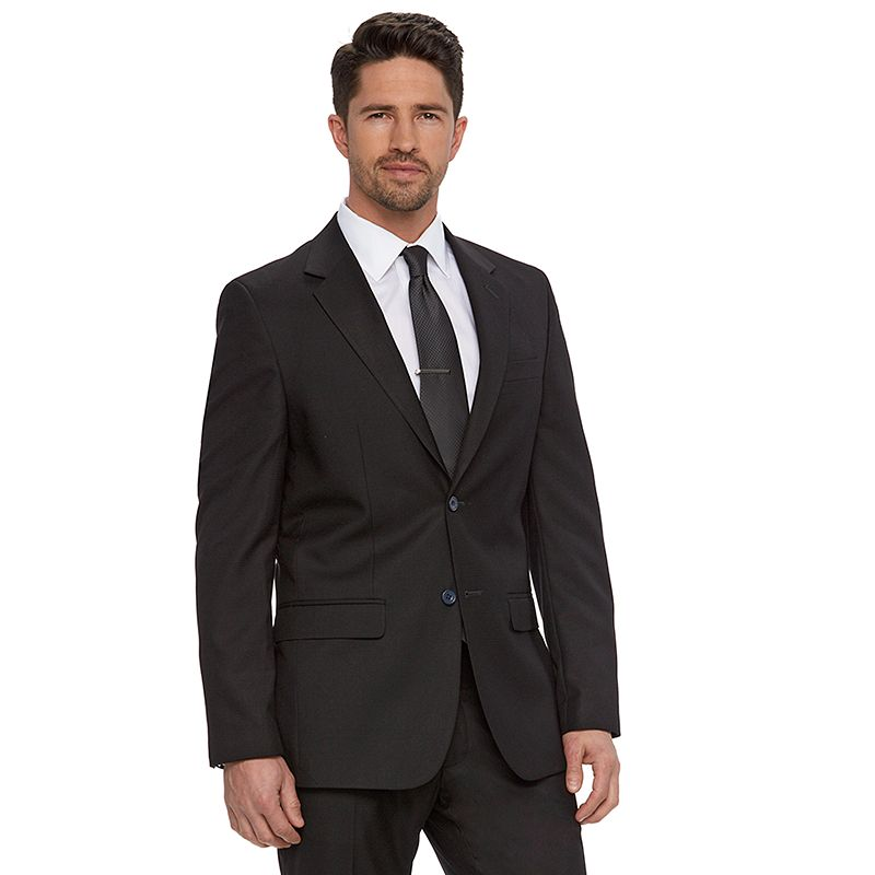 Men's Apt. 9 Mini Shadow Extra-Slim Suit Jacket