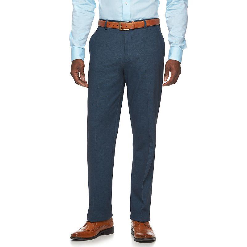 Men's Apt. 9® Knit Slim-Fit Navy Suit Pants