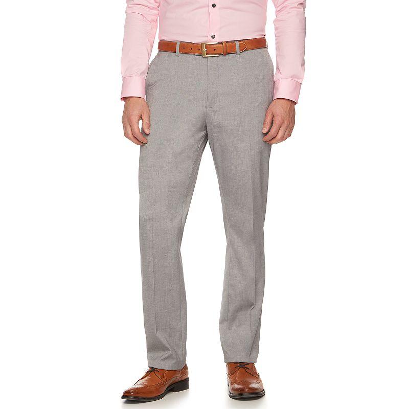 Men's Apt. 9 Sharkskin Slim-Fit Suit Pants