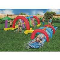 Banzai Backyard Adventure Water Park + $20 Kohls Cash
