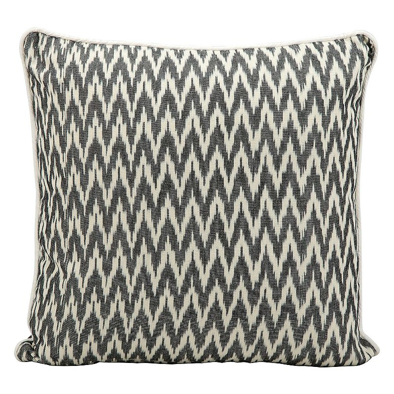 Kohls Black Decorative Pillow : Mina Victory Lifestyles Apple Martini Throw Pillow DealTrend