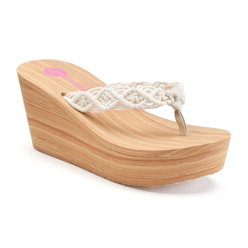 Unleashed by Rocket Dog Denelle Women's Platform Wedge Sandals