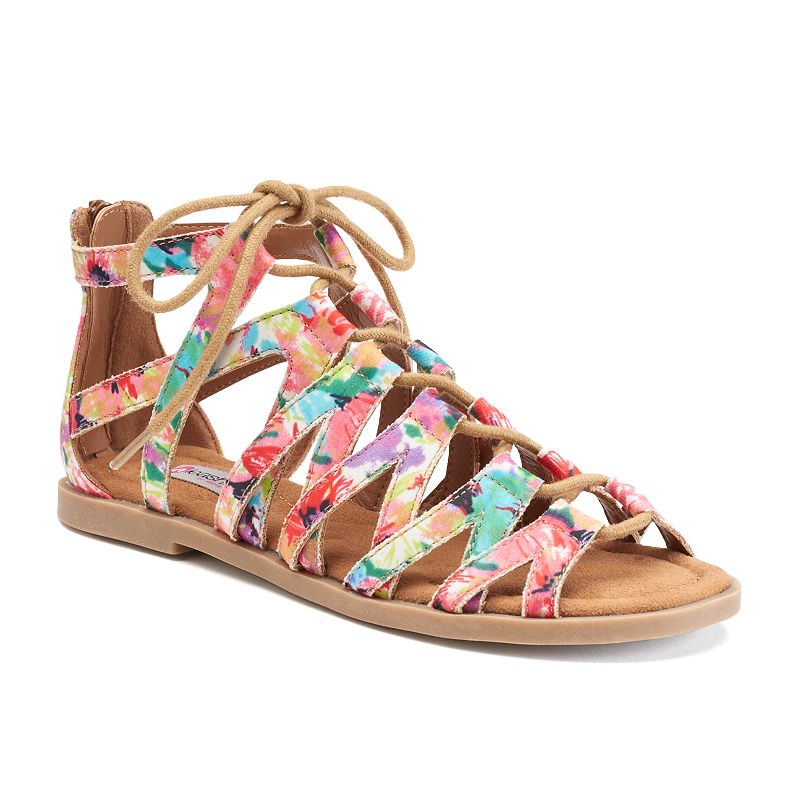 Unleashed by Rocket Dog Ariana Women's Lace-Up Sandals
