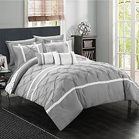 Chic Home Dorothy 10-piece Bed in a Bag Set
