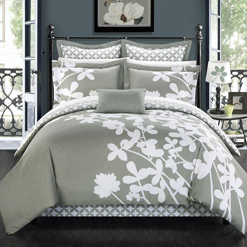 Chic Home Iris 7-piece Bed Set