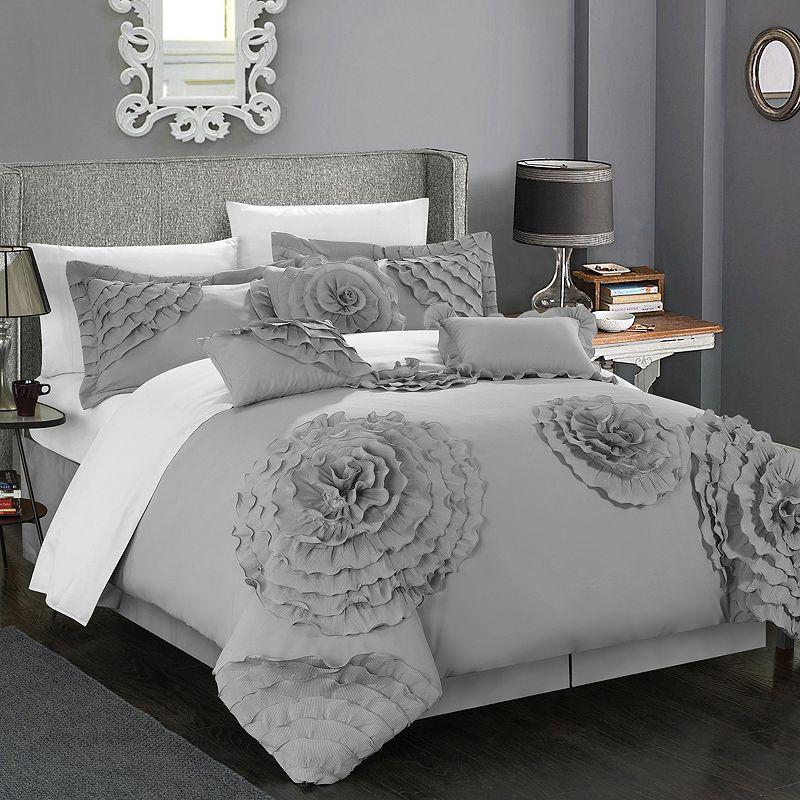 Chic Home Belinda 7-piece Oversized Bed Set