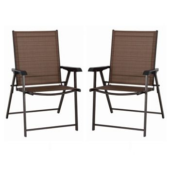 Sonoma Outdoors Coronado Sling Chair Set
