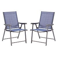 SONOMA Goods for Life™ Coronado Patio Sling Chair 2-piece Set