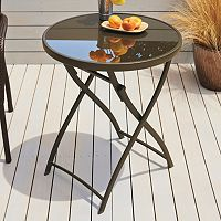 SONOMA Goods for Life™ Coronado Folding Glass Patio Table
