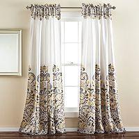 Lush Decor 2-pack Clara Curtains - 52'' x 84''