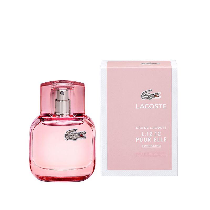 Lacoste Eau de Lacoste L.12.12 Pour Elle Sparkling Women's Perfume