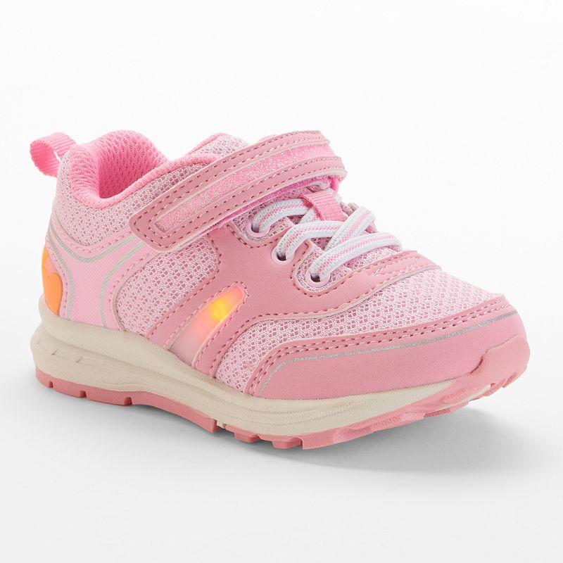 Carter's Reggie 2 Toddler Girls' Light-Up Sneakers
