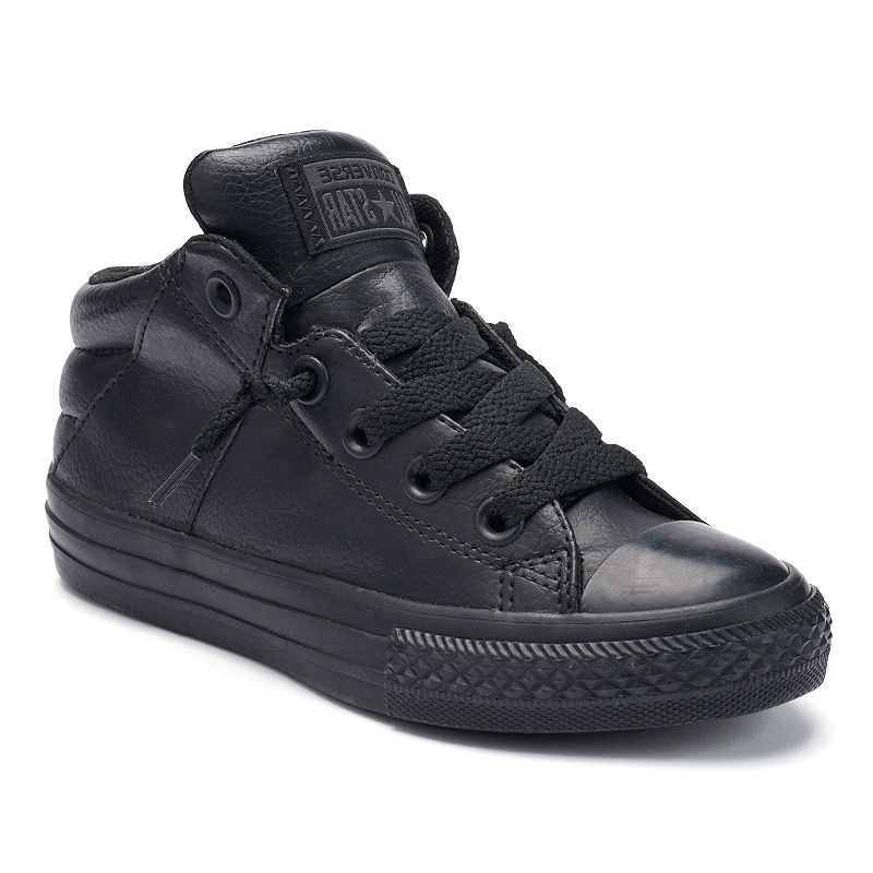 Kid's Converse Chuck Taylor All Star Axel Mid-Top Sneakers