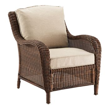 SONOMA Goods for Life Presidio Wicker Chair