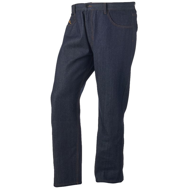 Big & Tall Rocawear Mini-Flap Jeans