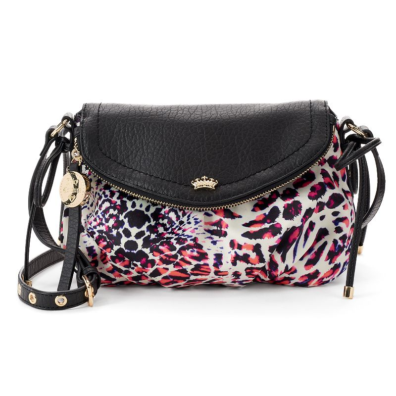 Juicy Couture Traveler Animal Crossbody Bag