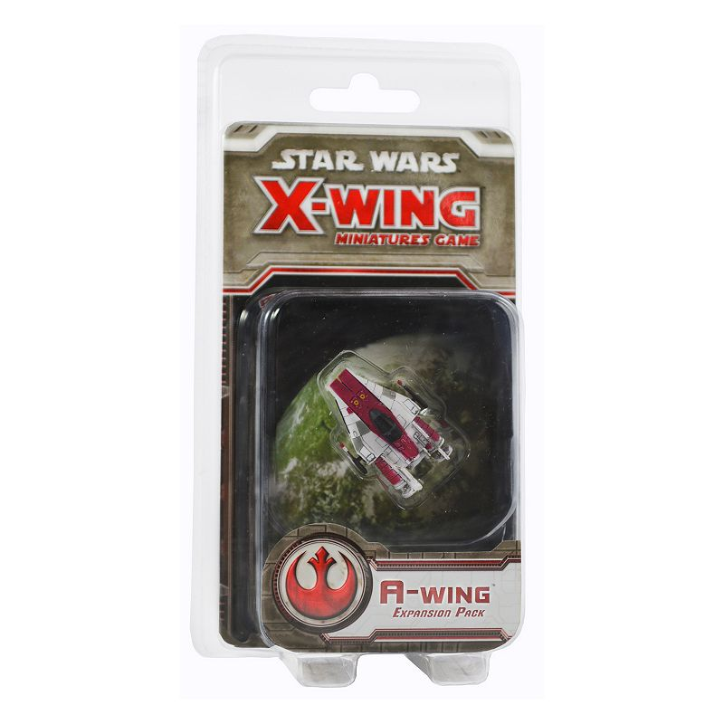 Star Wars X-Wing Miniatures Game A-Wing Expansion Pack by Fantasy Flight Games
