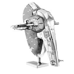 Metal Earth 3D Laser Cut Model Star Wars Slave I by Fascinations by