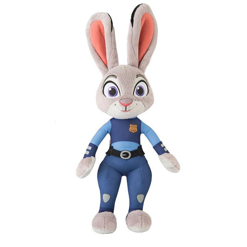 Disney's Zootopia Officer Judy Hopps Talking Plush
