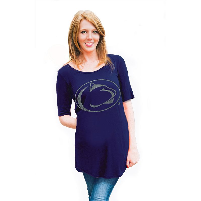 Women's Gameday Couture Penn State Nittany Lions Glitter Tee
