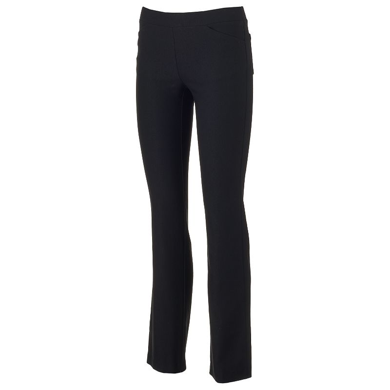 Juniors' Joe B NY Pull-On Pants