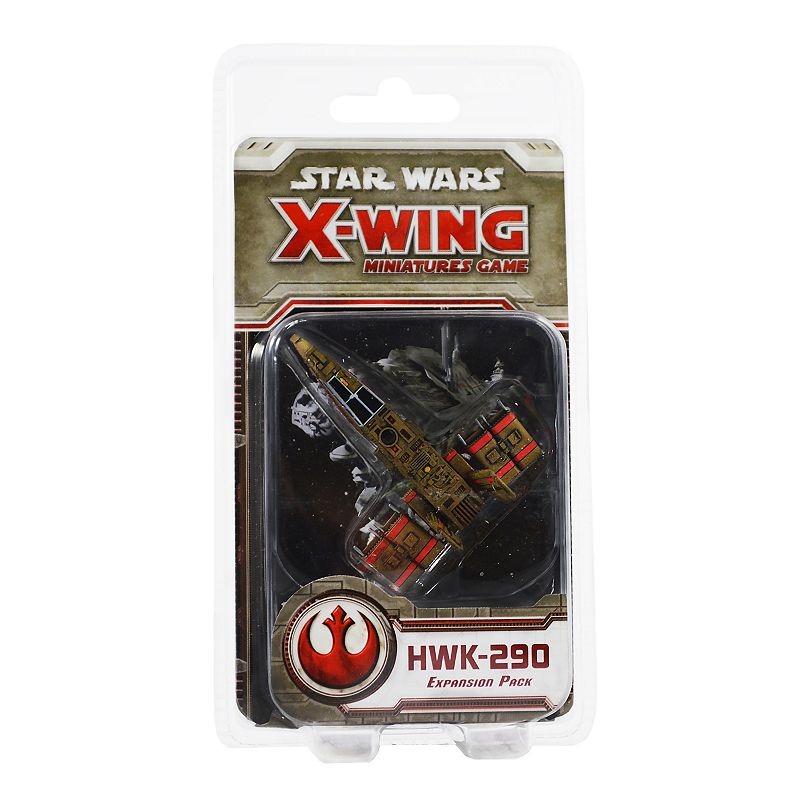 Star Wars X-Wing Miniatures Game HWK-290 Expansion Pack by Fantasy Flight Games