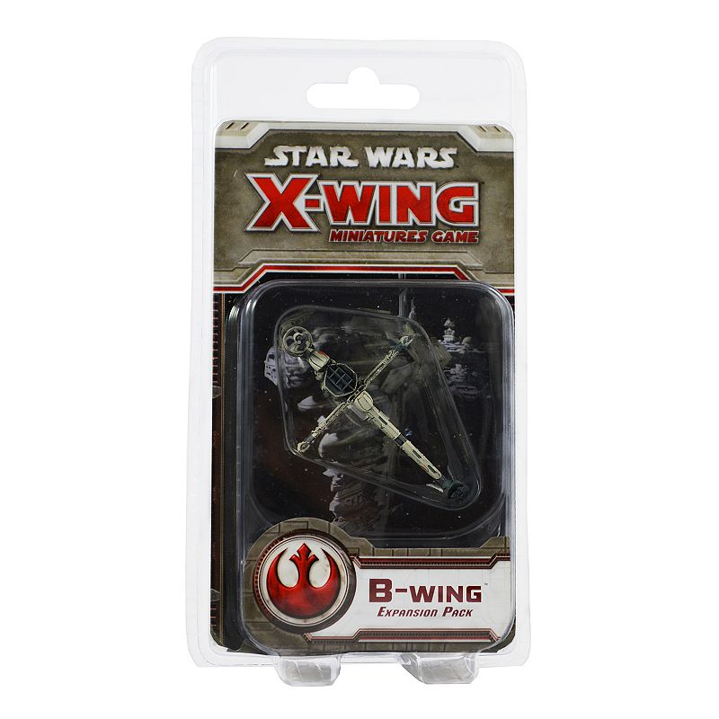 Star Wars X-Wing Miniatures Game B-Wing Expansion Pack by Fantasy Flight Games