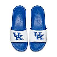 Men's Nike Kentucky Wildcats Benassi Slide Sandals