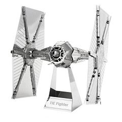 Metal Earth 3D Laser Cut Model Star Wars TIE Fighter by Fascinations by