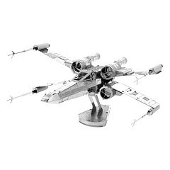 Metal Earth 3D Laser Cut Model Star Wars X-Wing Starfighter by Fascinations by
