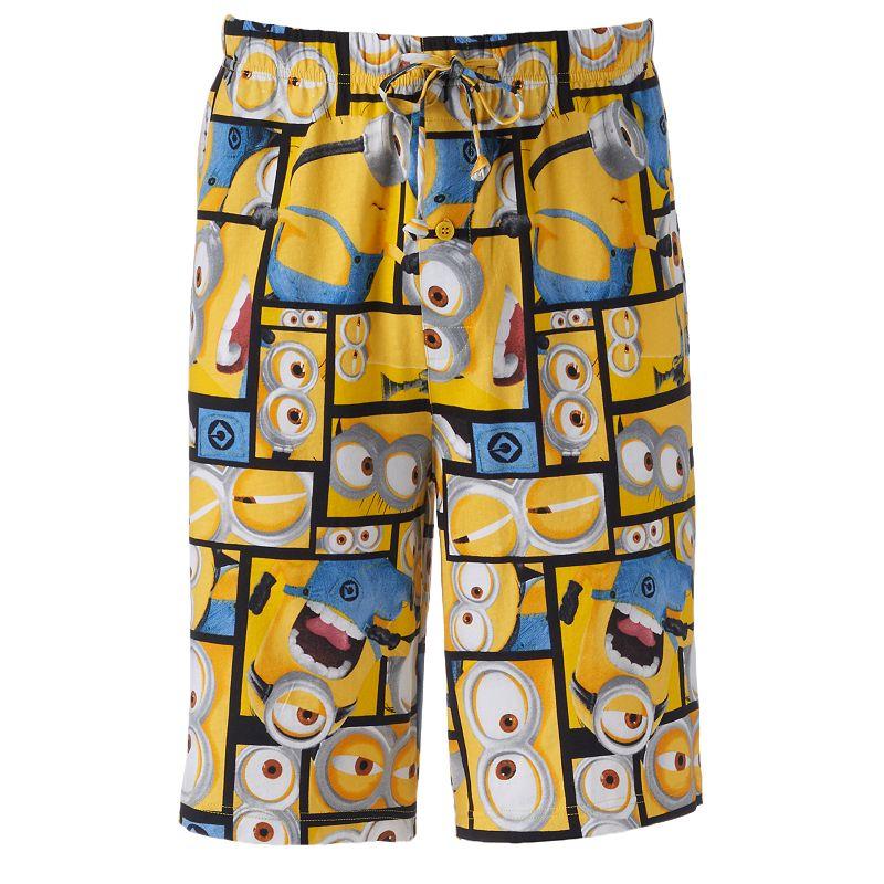 Men's Despicable Me Minions Jams Shorts