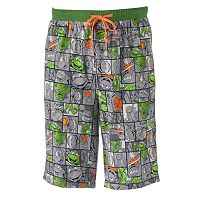 Men's Teenage Mutant Ninja Turtles Jams Shorts
