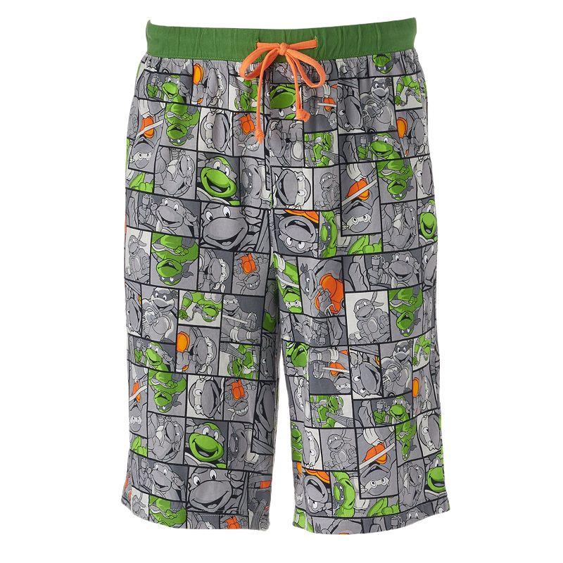 Men's Teenage Mutant Ninja Turtles Jams Shorts