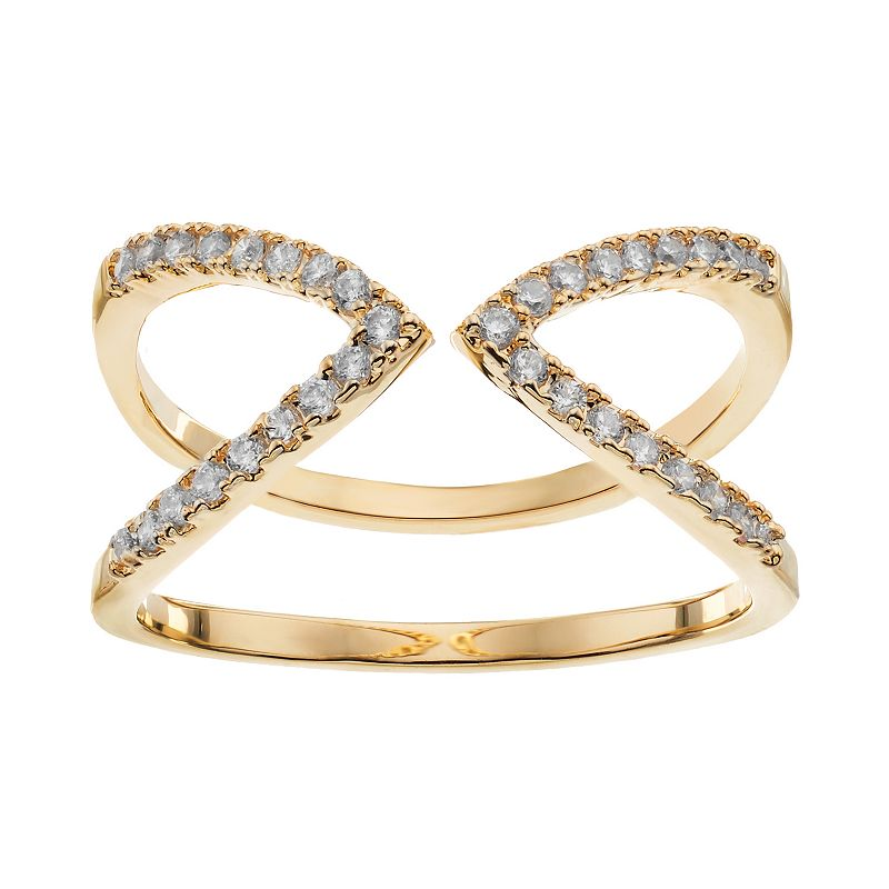 LC Lauren Conrad Open Ring