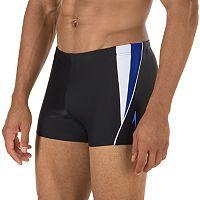 Men's Speedo Fitness Splice Square Leg Swim Shorts