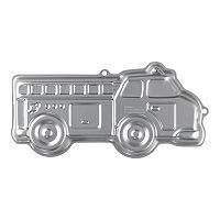 Wilton Fire Truck Cake Pan Set