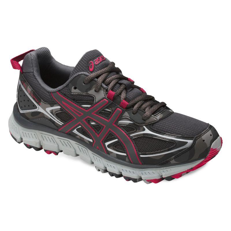 ASICS GEL-Scram 3 Women's Trail Running Shoes, Size: 5, Grey (Charcoal) thumbnail