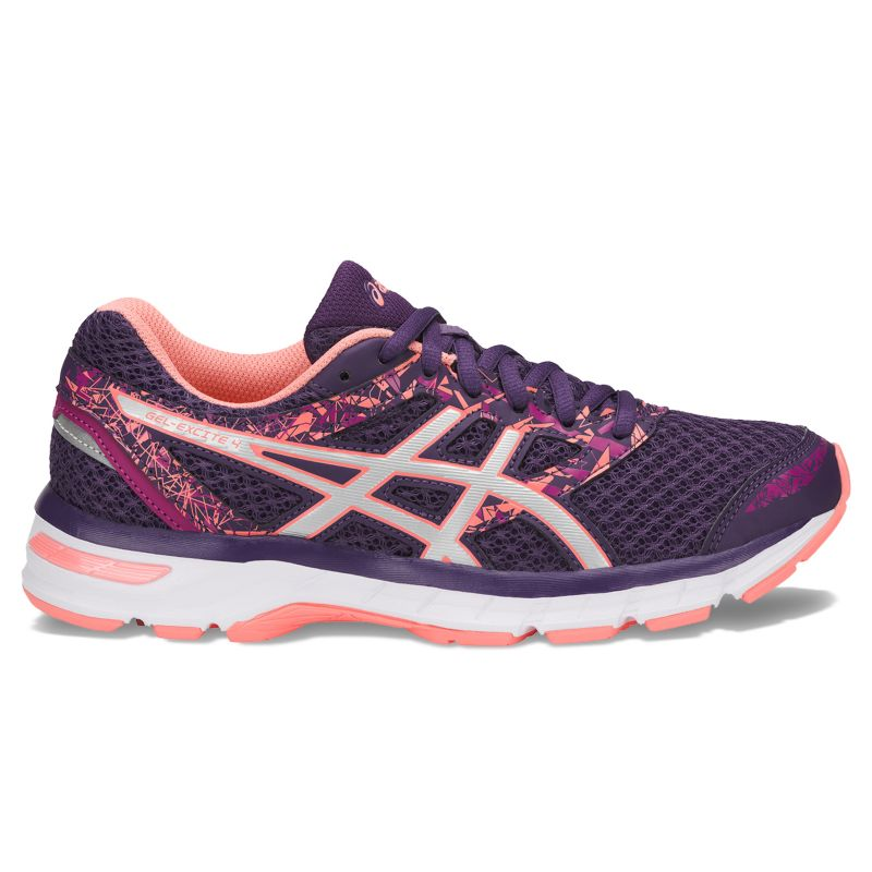 ASICS GEL Excite 4 Women's Running Shoes, Size: 10, Lt Purple thumbnail