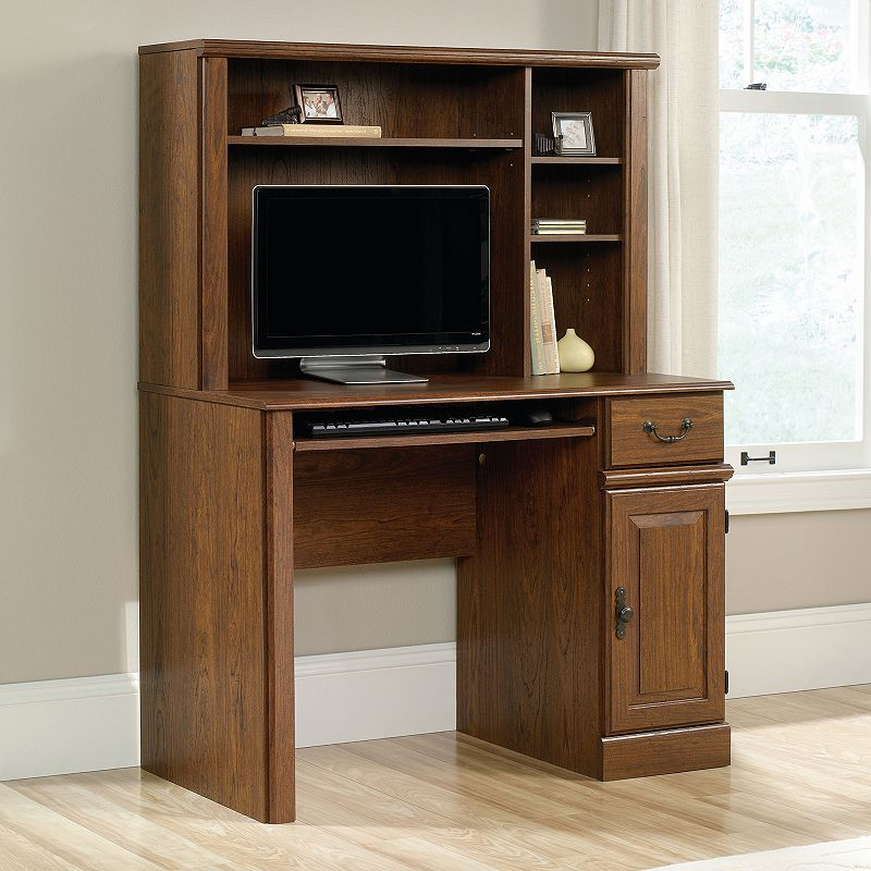 Orchard Hills Computer Desk & Hutch